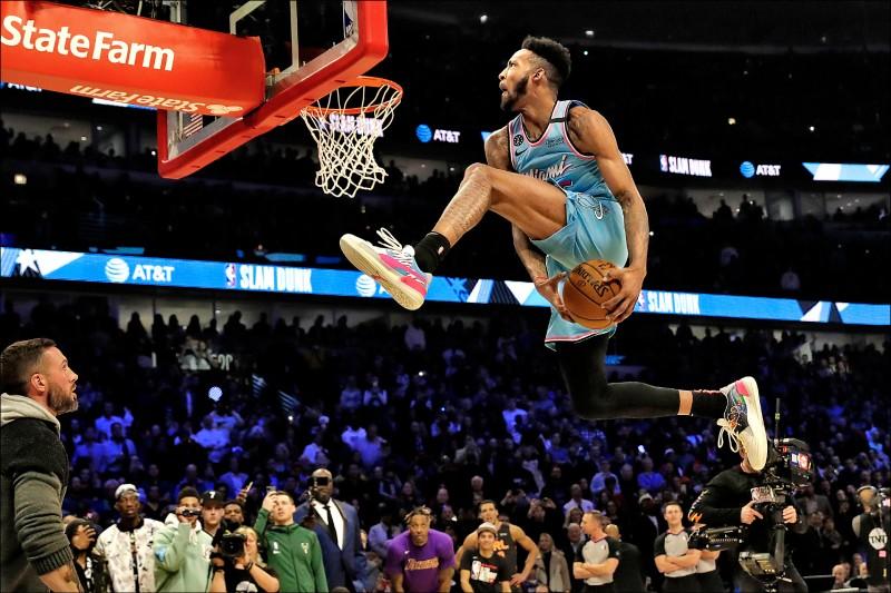 NBA》灌籃最強亞軍爆氣 「不再參賽!」
