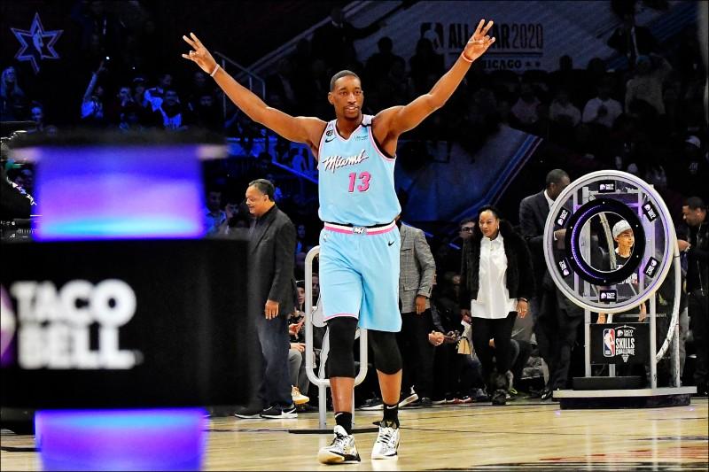 NBA》阿德巴約 「技」高一籌