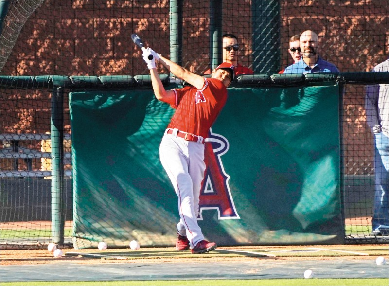 「為棒球而生的男人」 天使教頭讚大谷