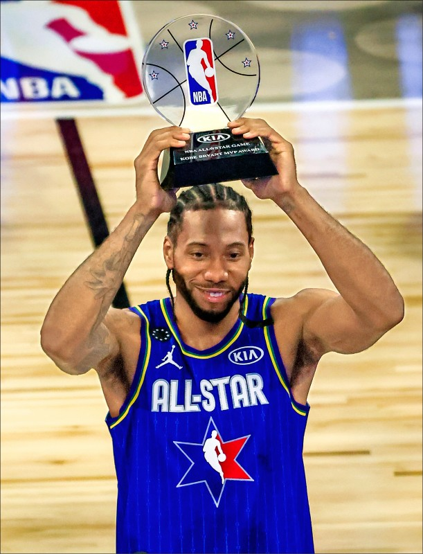 本來沒想拚MVP 雷納德獻給Kobe