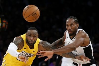 NBA》雷納德組「宇宙艇」沒人罵 球評為詹皇抱不平