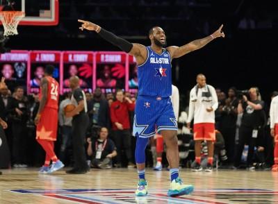 NBA》明星賽玩很大!犯規會被扣分、「目標分數制」考慮沿用