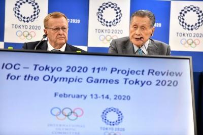 奧運》堅持不戴口罩 東奧籌委會主席一番話讓日網友傻眼