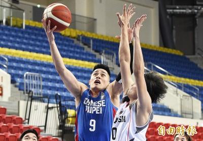 亞洲盃男籃》狂勝104分!台灣隊痛宰馬來西亞收首勝