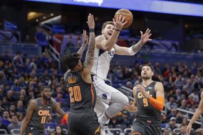 NBA》東契奇轟33分領銜歐洲聯軍 獨行俠大勝魔術