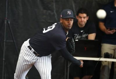 MLB》不明原因疼痛遭關機 洋基塞維里諾好擔心