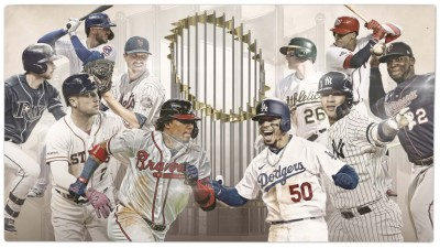 MLB》誰將贏得今年世界大賽冠軍? 官網釋出30隊預測