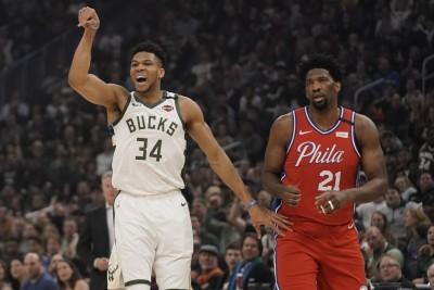 字母哥31分斬斷七六人4連勝 今日NBA戰績