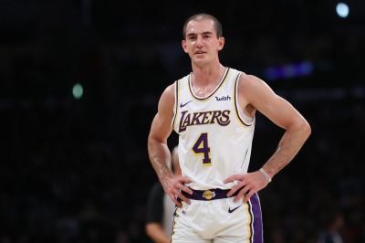 NBA》湖人釋出「表弟」 好友卡魯索有話要說