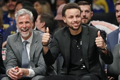 NBA》手傷缺席超過3個月!「萌神」柯瑞下週就復出