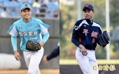 棒球》想看兩大台灣青棒火球男  韓職教頭透露原因
