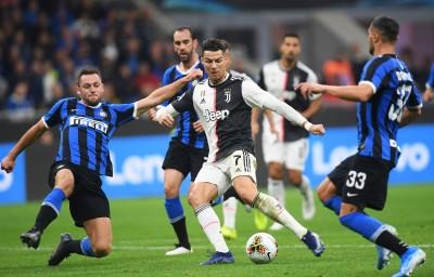 足球》義大利疫情淪陷! 眾所矚目國家德比恐延期