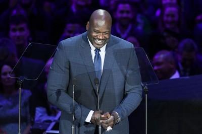 NBA》笑中帶淚!「俠客」歐尼爾追思會分享KOBE趣事(影音)