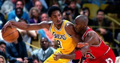 NBA》「當他離去,一部分的我也死去」  喬丹追思會悼KOBE淚崩