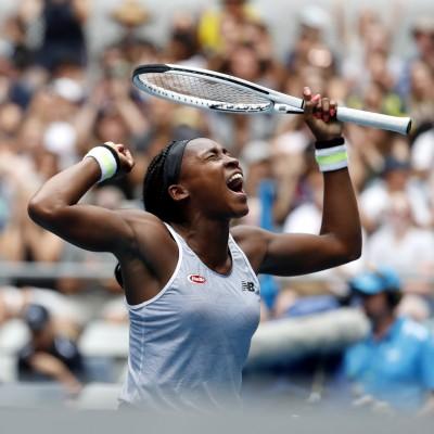 網球》15年來第一人 15歲高芙闖進WTA前50