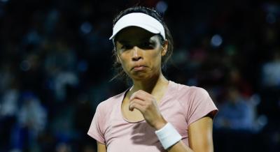 網球》謝淑薇苦戰不敵前世界第2 本季會內單打一勝難求