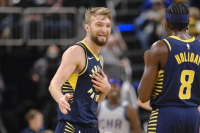 NBA》沙波尼斯「準大三元」領軍 溜馬主場血洗黃蜂