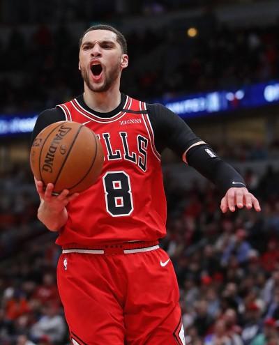 NBA》比賽中對教練咆哮? 公牛拉文回應了(影音)