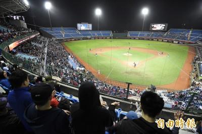 中職》六搶一延賽機會大 開幕戰擬改3月28日