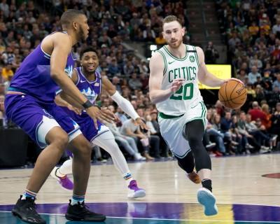 NBA》回爵士球場仍被噓爆 海沃德賽後未受訪