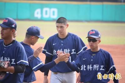 高中木棒聯賽》陳柏毓關鍵一戰未登板  高中教頭的考量很暖心