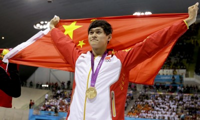 游泳》南非奧運金牌開第一槍! 「孫楊那面金牌該算我的」