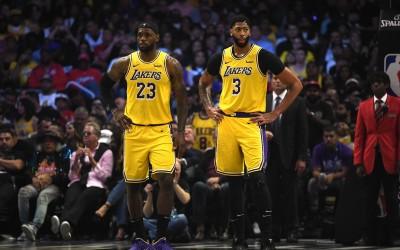 NBA》湖人關鍵時刻勝率超狂! 美媒點出主因