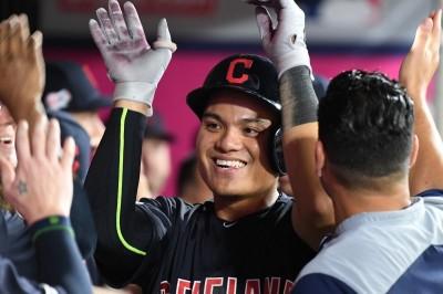 MLB》張育成先發敲安 林子偉打擊率略降至3成