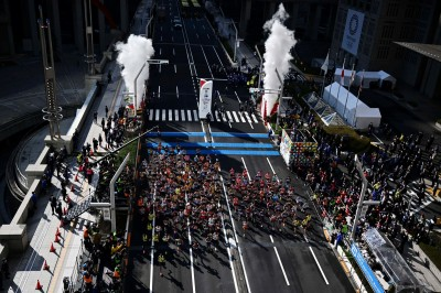 路跑》東京馬拉松疫情下開跑 大迫傑有望獲奧運門票