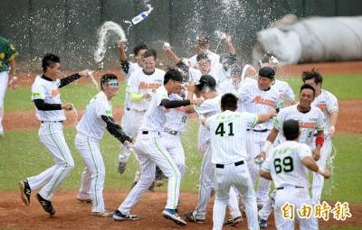 棒球》成棒甲組春季聯賽  閉門開打