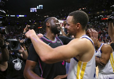 NBA》不是投籃! 「閃電俠」分析柯瑞這點最可怕