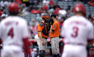 MLB》發文怒嗆「吹哨者」? 前太空人捕手解釋了