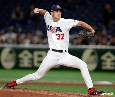 MLB》讓台灣絕望的火球男 當選30隊未來王牌