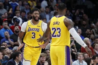 NBA》從詹皇迷弟變最強雙人組 AD自曝追星往事