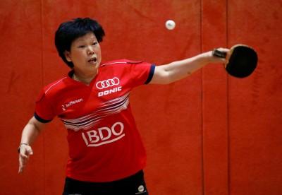 桌球》以58歲高齡闖奧運 盧森堡選手倪夏蓮寫紀錄