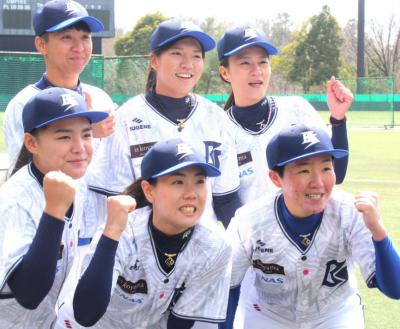 棒球》疫情正炙遭家人反對 台灣6娘子軍赴日追夢