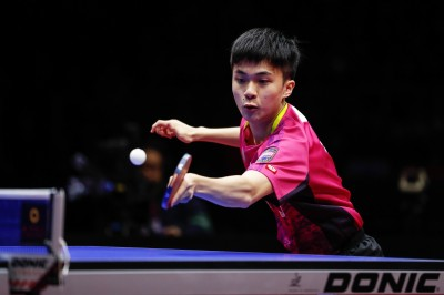 桌球》四月世界排名出爐 林昀儒退居第7、莊智淵上升7名