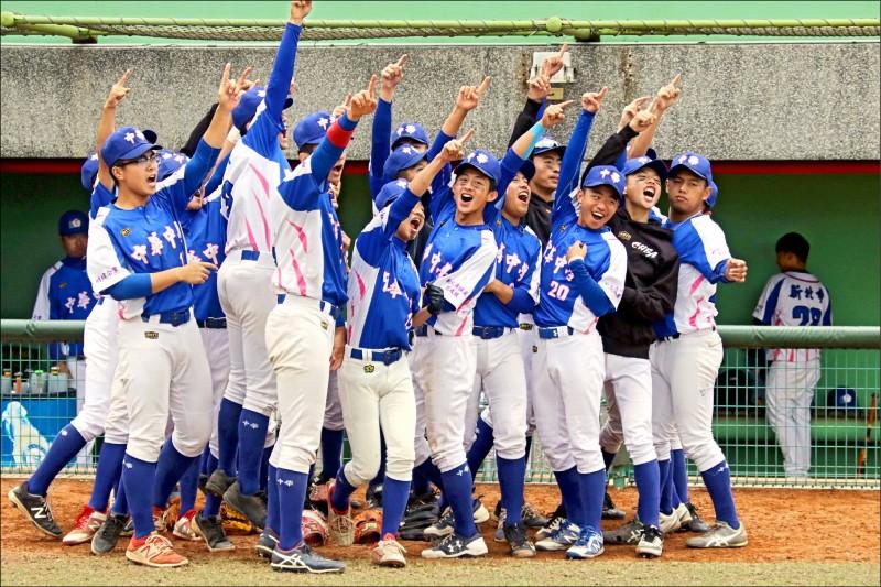 高中軟棒聯賽 中華中學3連霸