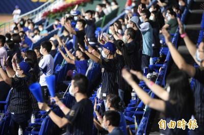 中職》開放觀眾入場領先全球  索沙登《法新社》大呼:有球迷有差!