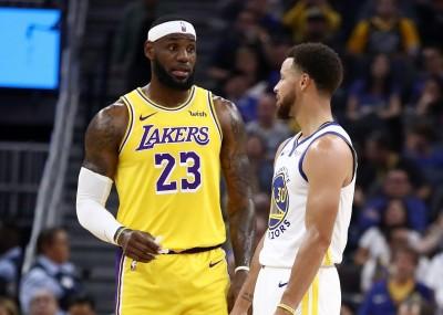 NBA》詹皇、柯瑞電話會議挺復賽 傳席爾瓦6月做決定