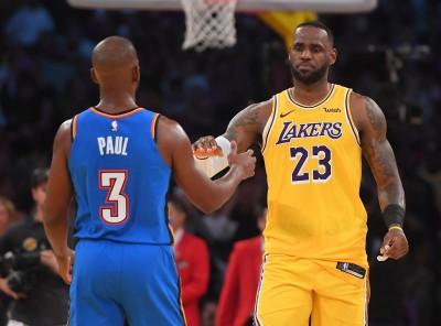 NBA》本季復賽現曙光? 美記曝大咖球星電話祕會達成共識