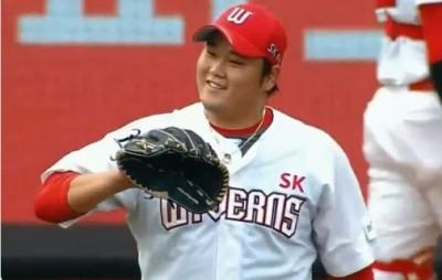 韓職》「他總是在微笑」 SK飛龍左投意外獲外國網友關注