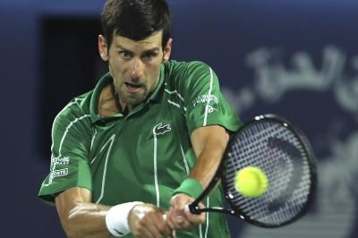 網球》喬科維奇將自辦巡迴賽 澳網手下敗將相挺