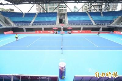 網球》台灣網壇率先復賽!體育署補助防疫盃50萬