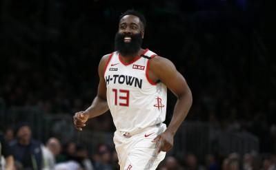 NBA》疫情趨緩才能放心打球 哈登稱安全最重要