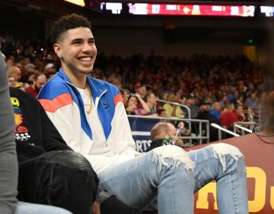 NBA》選秀大物「球三弟」發豪語 盼成為聯盟最佳球員