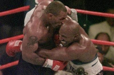拳擊》不是當年被咬的荷利菲德   拳王泰森透露復出首戰對手