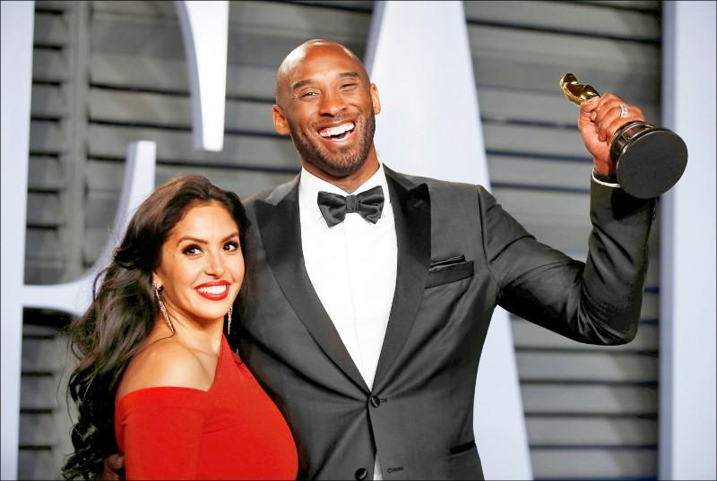 籃球名人堂儀式 Kobe遺孀有意出席