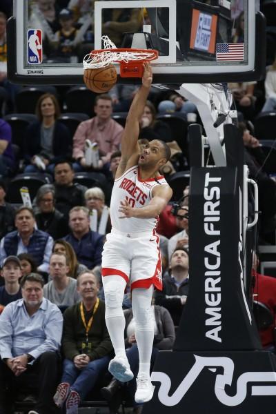 NBA》期待火箭最佳第六人的爆發 教頭:球隊登頂關鍵