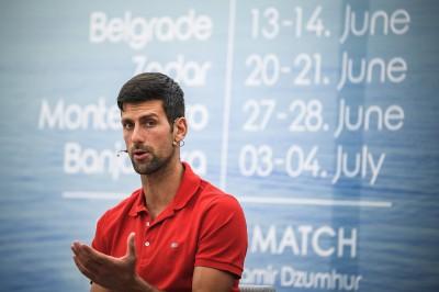 網球》球王喬帥登高一呼自辦比賽 歐洲眾星情義相挺
